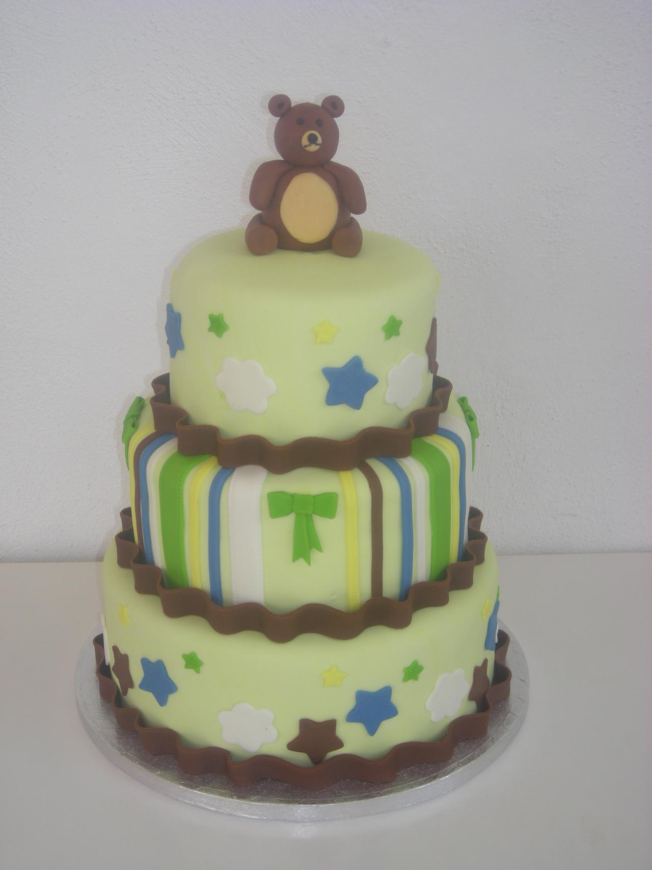 Baby Shower Cake Gallery 2